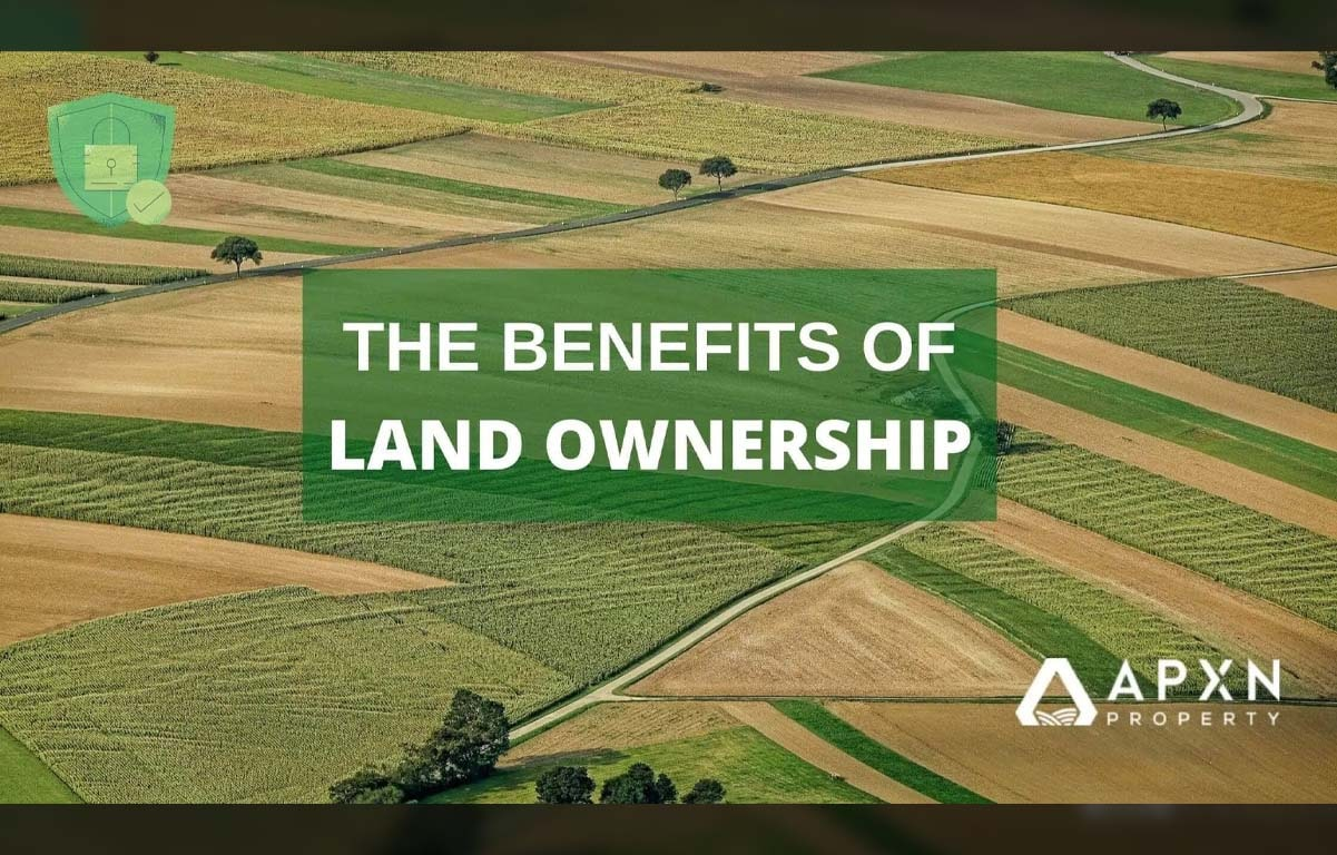Benefits of Land Ownership