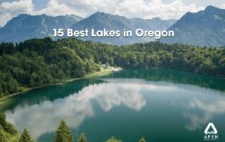15 Best Lakes in Oregon