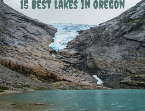 15 Best Lakes in Oregon