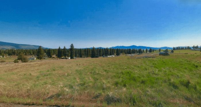 Green Land in Kalmath, Oregon
