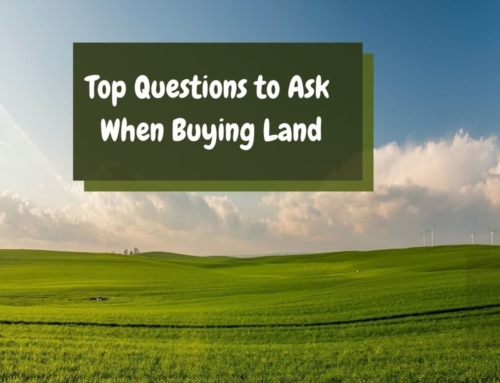 Top Questions to Ask When Buying Land