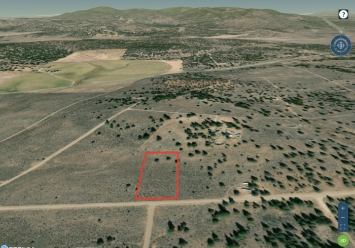 3.02 Acres, cheap Raw Land For Sale in Chiloquin Oregon