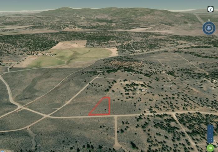 2.82 Acres, Vacant Land for sale Chiloquin Oregon