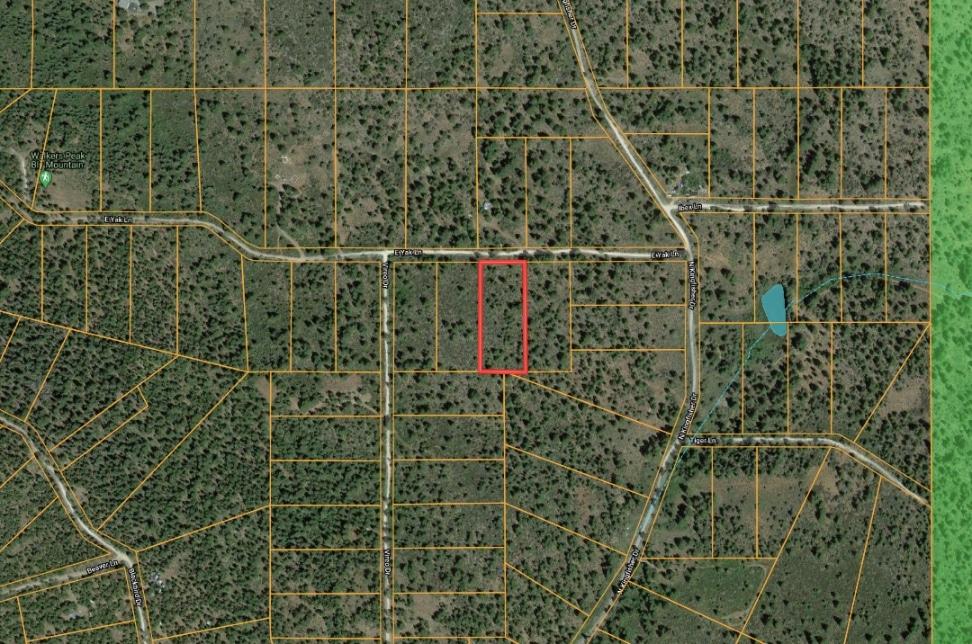 2.3 Acres, Raw Mapping Land in Bonanza Oregon