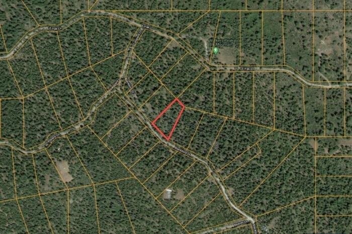 1.39 Acres, Rural Land in Bonanza Oregon