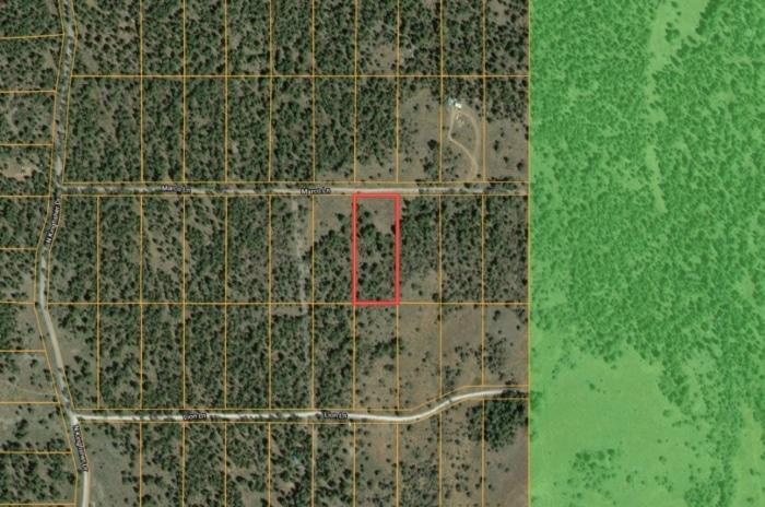 2.32 Acres Clean Vacant Forest Land for Sale Bonanza Oregon