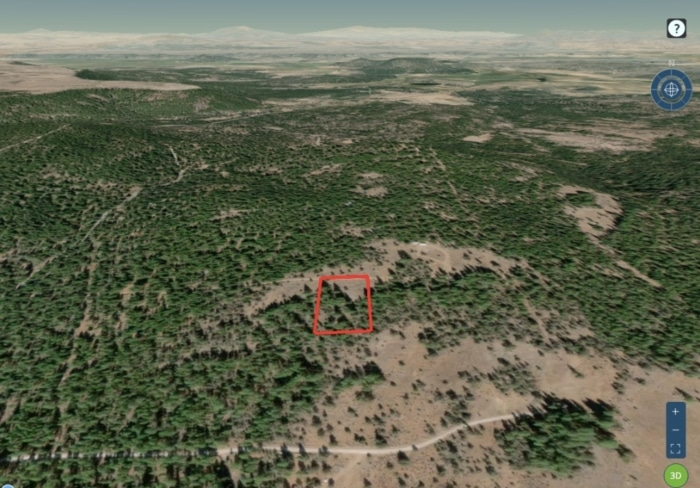 2.32 Acres Forest Land for Sale in Bonanza Oregon