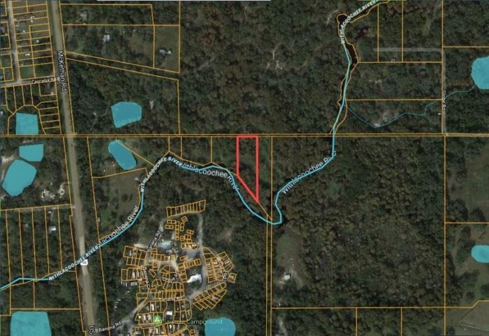 1.37 Acres Land View Map Dade City Florida