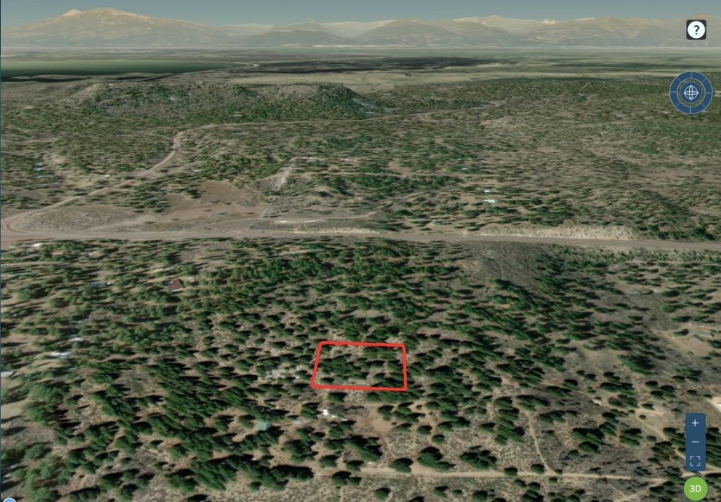 2.45 Acres, Mapping Vacant Land Chiloquin Oregon
