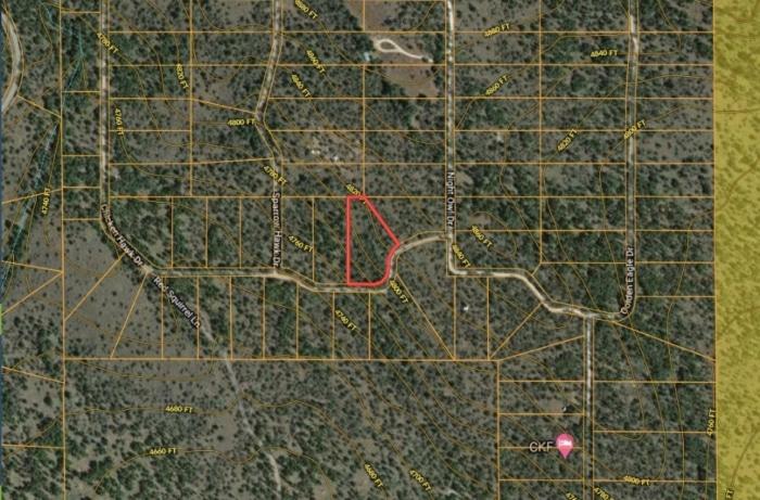 2.68 Acres, Raw Land for sale in Bonanza Oregon