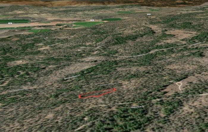 2.68 Acres, Raw Land Bonanza Oregon