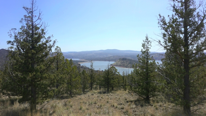 4.15 Acres,, Off-Grid Land with river view Prineville OR