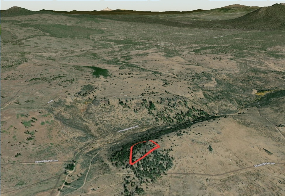 5.62 Acres, cheap raw land Chiloquin OR,