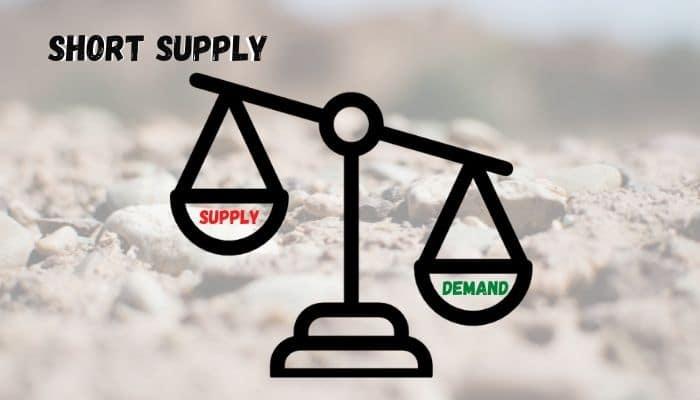 Balancing supply and demad